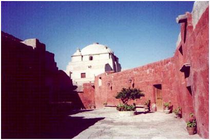 Convento de Santa Catalina (Arequipa), siglo XVII