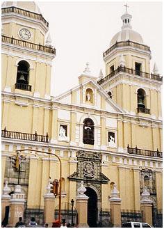 Iglesia San Pedro (Lima), siglo XVII.